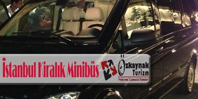 İstanbul Kiralık Minibüs