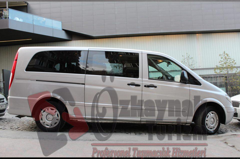Anadolu Yakası Minibüs Kiralama
